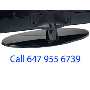 * Samsung, Sony, LG, Sharp, LCD, LED TV Base Stand For Sale