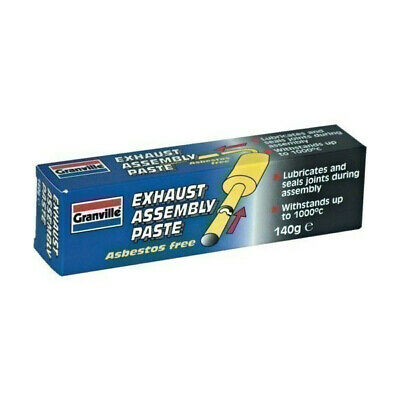 Granville Exhaust Assembly Paste 140g Complete with Free Delivery