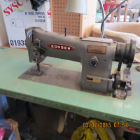 Consew Industrial Sewing Machine for sale