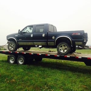 2005 f350 diesel for parts , transmission Ect