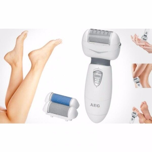 AEG PHE 5670 CALLUS REMOVER WIRELESS PEDICURE