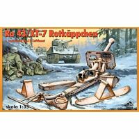 Rpm 35015 Ra43/xt7 Rotkappchen 1/35 Scale Plastic Model Kit - rpm - ebay.co.uk