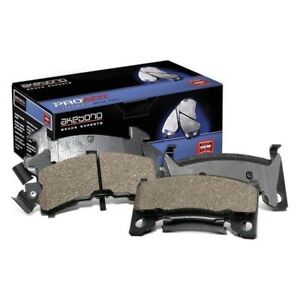 Akebono Infiniti G37x Sedan Brake Pads New in box Ceramic