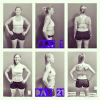 21 Days to Fit and Fabulous