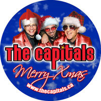 THE CAPITALS LIVE PARTY DANCE BAND - CHRISTMAS OR WEDDING