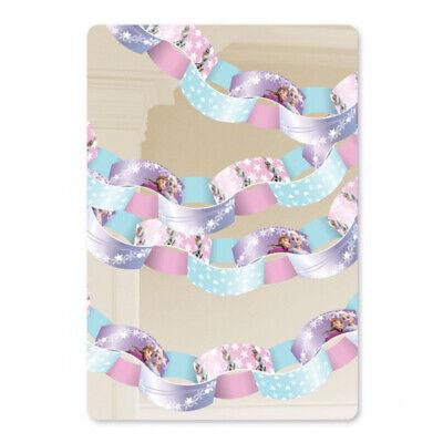 Disney Frozen Paper Chains Childrens Elsa Birthday Party Garland Banner Bunting ()