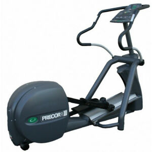 Precor EFX 546 COMMERCIAL cross-trainer (2 available)
