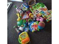 Older baby toy bundle £20 EH16