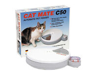 Catmate Automatic Feeder C50 5 Meal Feeder