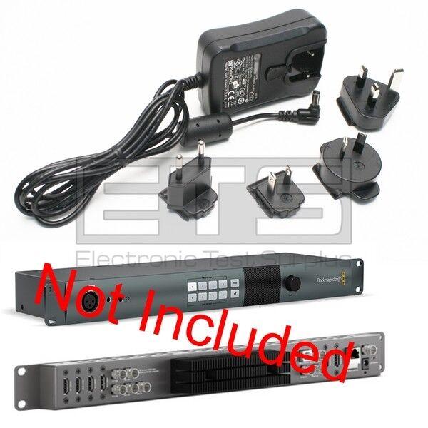 BlackMagic PSUPPLY-12V30W ATEM Studio Converter Television Switcher Power Supply