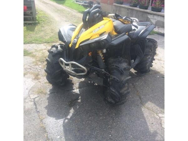 Used 2011 Can-Am renegade 800