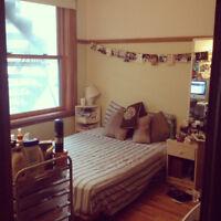 July Queer Sublet/Sous location queer pour juillet $300