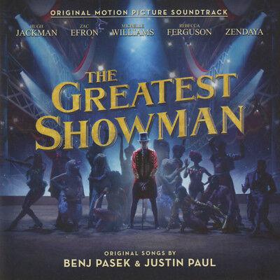 Va   The Greatest Showman 2017 Soundtrack  Cd  Brand New