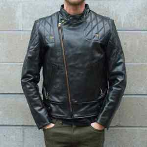 Brand New - Custom Tailored Men's Leather Jackets!