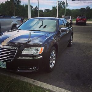 2012 Chrysler 300 limited C package