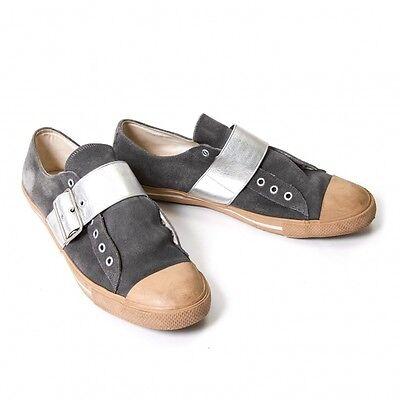 MARIOS Belt Design Sneaker Size 44(K-45893)