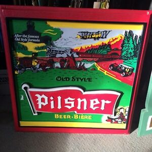 Beer signs for the man cave!! Just in time for Christmas !!  Regina Regina Area image 2