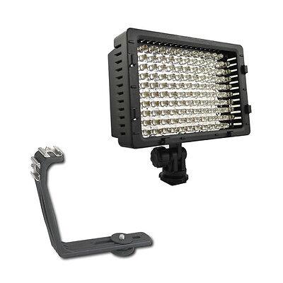 Pro 2 Led Video Light For Sony Vx700 Vx2100 Vx2000 Vx1000...