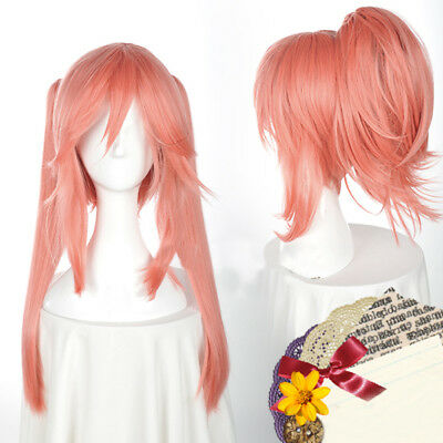 Fate/Extra Caster Tamamo no Mae Cosplay Wig for Sale - Pink Wigs For Sale