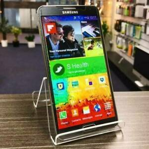 Good condition Galaxy Note 3 Black 32G AU MODEL INVOICE WARRANTY Parkwood Gold Coast City Preview