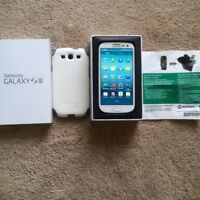 Samsung galaxy S3,Rogers,Amazing condition,190$