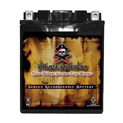 Ytx14ah Bs High Performance Rechargeable Atv Battery