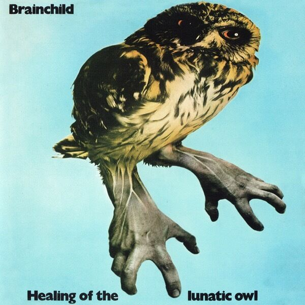 Brainchild - Healing Of The Lunatic Owl  Brand new CD + factory sealed. Prog.