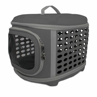 OUTLET Transportin plegable Yatek para perros y gatos lavable recomendado para m