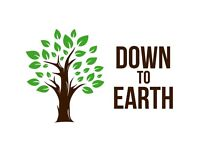 Down to Earth Landscaping, Autum Special, 25% off all new customers