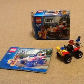 Lego City Buggy no 4427 (vgc)