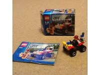 Lego City Buggy no 4427 (vgc)