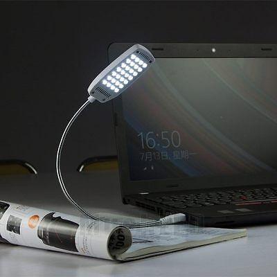 - Flexible Mini Bright 28 LED USB Light For Computer Lamp Laptop PC Desk Reading