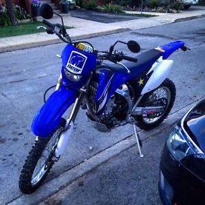 2008 WR450F *STREET LEGAL* TRY YOUR TRADES