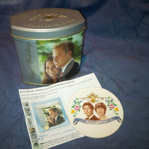 Royal Family Will & Kate, Charles & Diana Collectibles