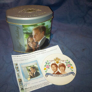 Royal Family Will & Kate, Charles & Diana Collectibles Kitchener / Waterloo Kitchener Area image 1