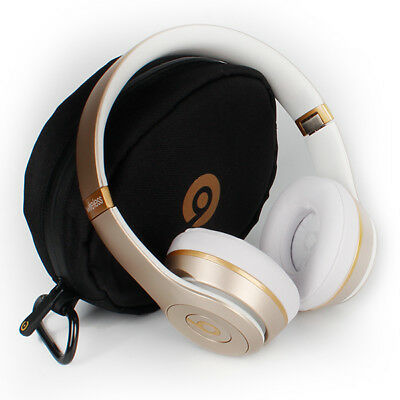 Beats By Dre - BEATS BY DR DRE SOLO HD 3.0 WIRELESS BLUETOOTH HEADPHONE GOLD
