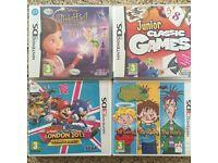 Nintendo DS DS3 Games