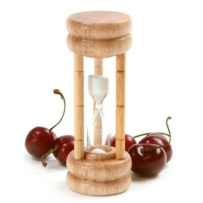 Norpro Wood 3-Minute Timer  ~~FREE SHIPPING~~  NEW](3 Minutes Timer)