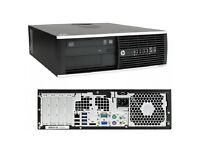 Office/Gaming pc with Intel Core i5-3470 3rd Gen 3.2 GHz 8gb ram 128 ssd