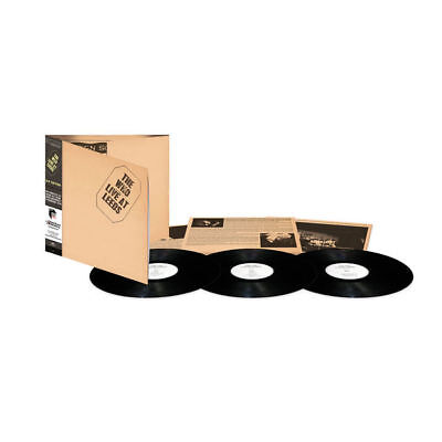 THE WHO LIVE AT LEEDS  DELUXE EDITION 180 GRAM VINYL SET HALF-SPEED MASTER