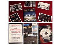 Bon Jovi Limited Edition Lost Highway DVD