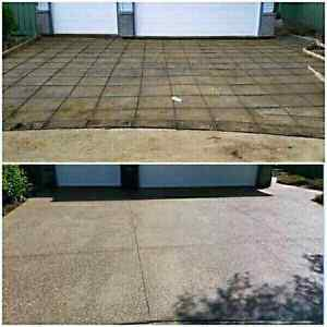 COMPLETE GARAGE PACKAGES AND DRIVEWAYS  Strathcona County Edmonton Area image 1