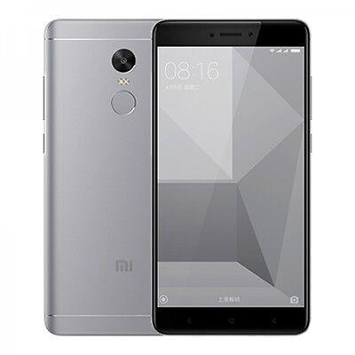 Xiaomi Redmi Note 4X 16Gb 3Gb Unlocked Smartphone Grey Uu