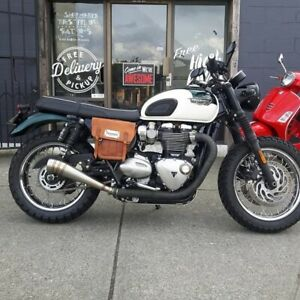 Triumph Scrambler New Used Motorcycles For Sale In British
