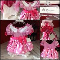 Minnie Mouse Costume 3-6 Months