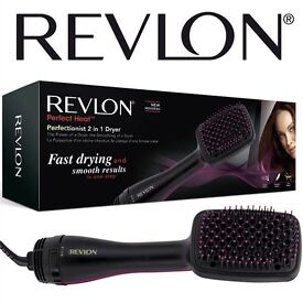 Revlon professional 2 in 1straighteners and dryer