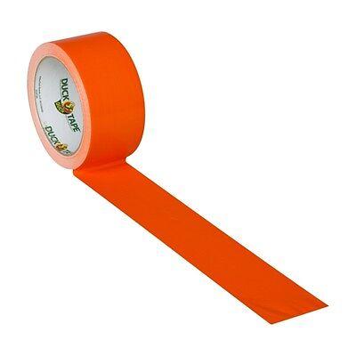 Blaze Orange X-factor Duck Tape Brand Duct Tape - Neon Orange 1.88 Inch X 15 Yds