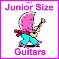 More new Junior Size guitars at Rainbow Music Shop