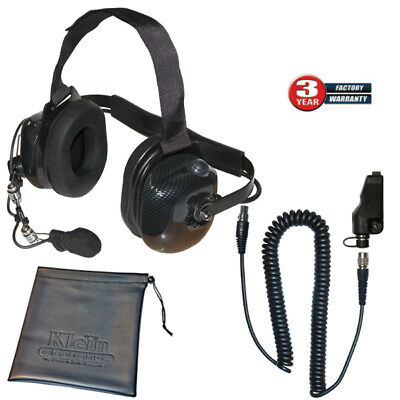 Titan Extreme Noise Carbon Fiber Boom Mic for Kenwood TK and NexEdge Radios, used for sale  Las Vegas