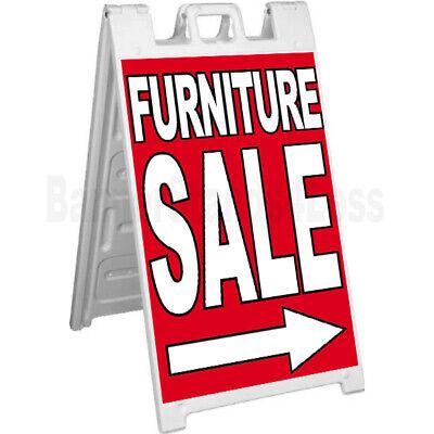 Furniture Sale - Signicade A-frame Sign Sidewalk Sandwich Pavement Sign Rb